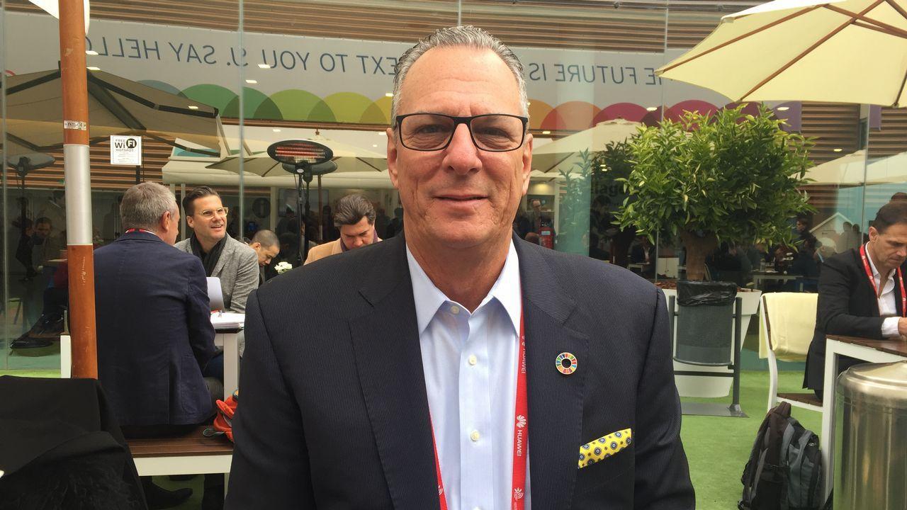 .Steve Brumer, experto en Internet de las cosas, lleva 24 años trabajando con máquinas conectadas
