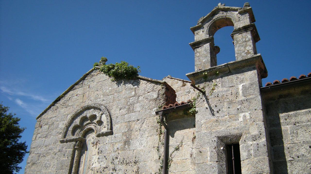 Iglesia de Santa María de Xaviña
