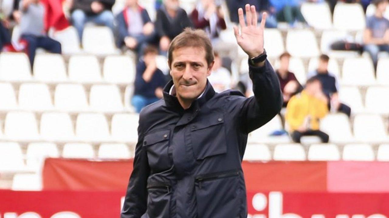 Steven Vetusta Sporting B Molinon.El presidente del Levante, Quico Catalan, amenazó con acudir a la justicia ordinaria