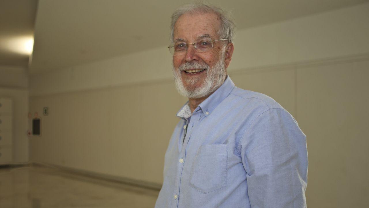 «Fixemos un intento sistemático para converternos na casa da cultura galega»