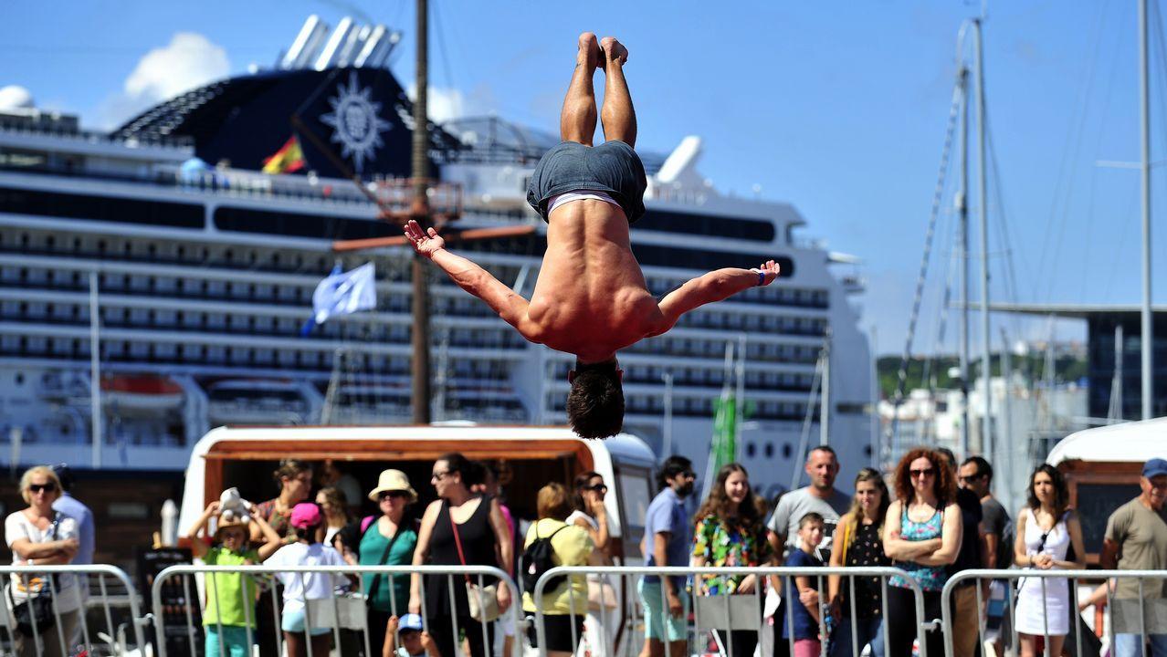 El deporte urbano toma la calle en el Street Stunts.