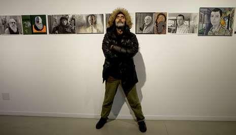 miss_detalle.La exposición de Antonio Nodar estará abierta en A Coruña hasta el próximo 25 de enero.