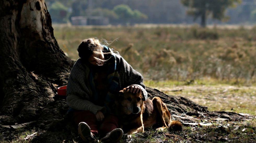«La mujer de los perros». Verónica Llinás, Argentina