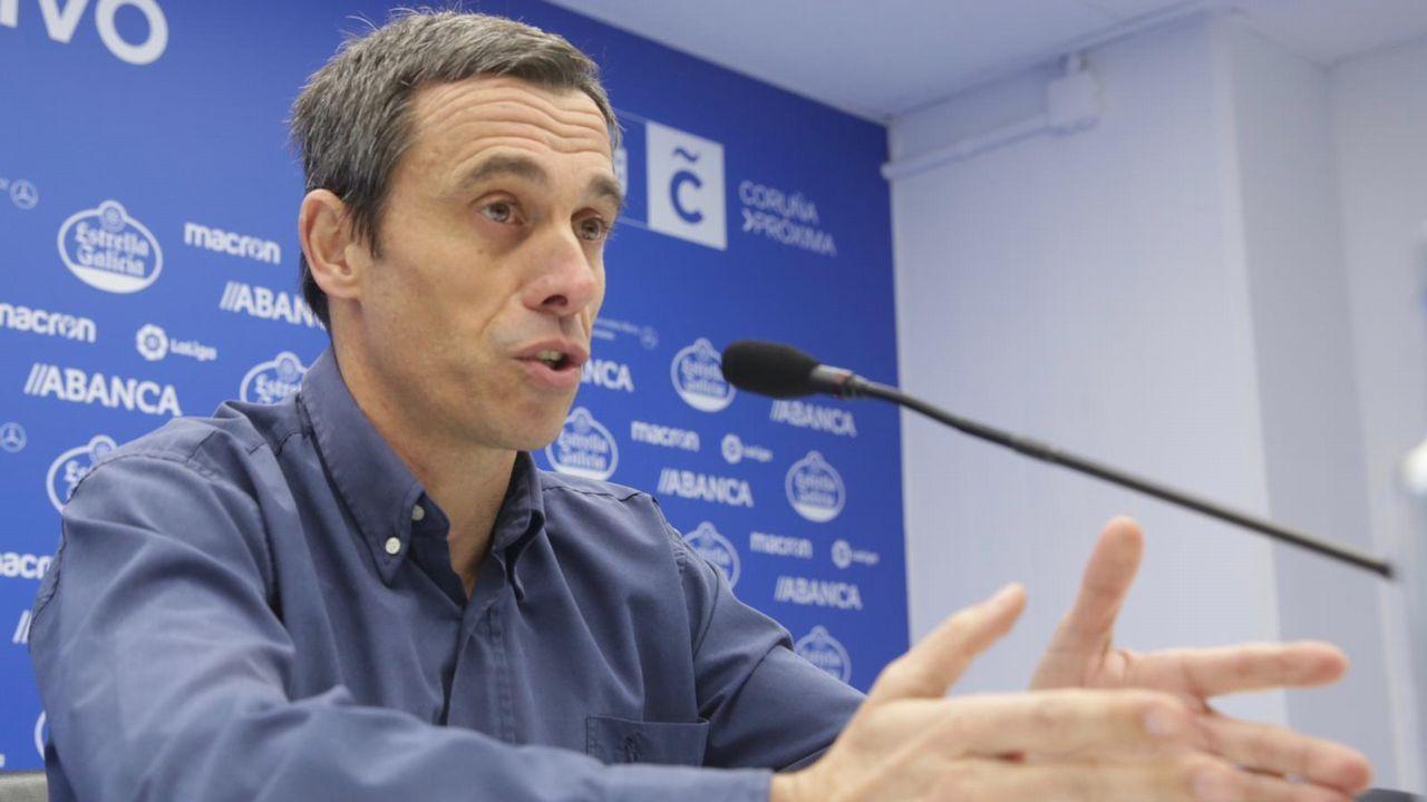 Carmelo del Pozo analiza el mercado de fichajes del Deportivo