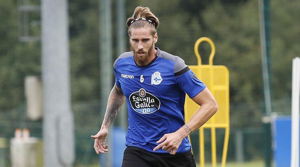 .Raul Albentosa cuenta ahora con la confianza de Seedorf
