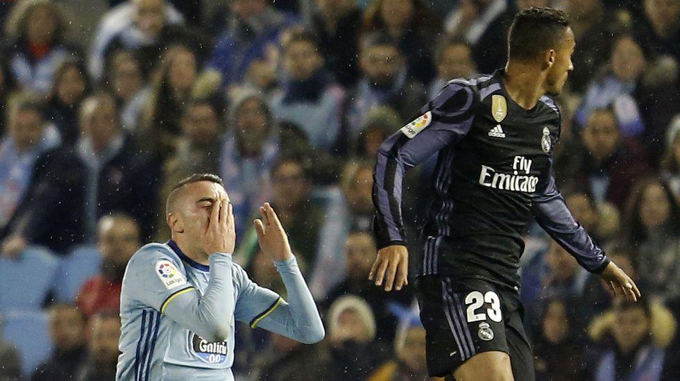 Celta 2 -Real Madrid 2 en Copa (25 de enero)