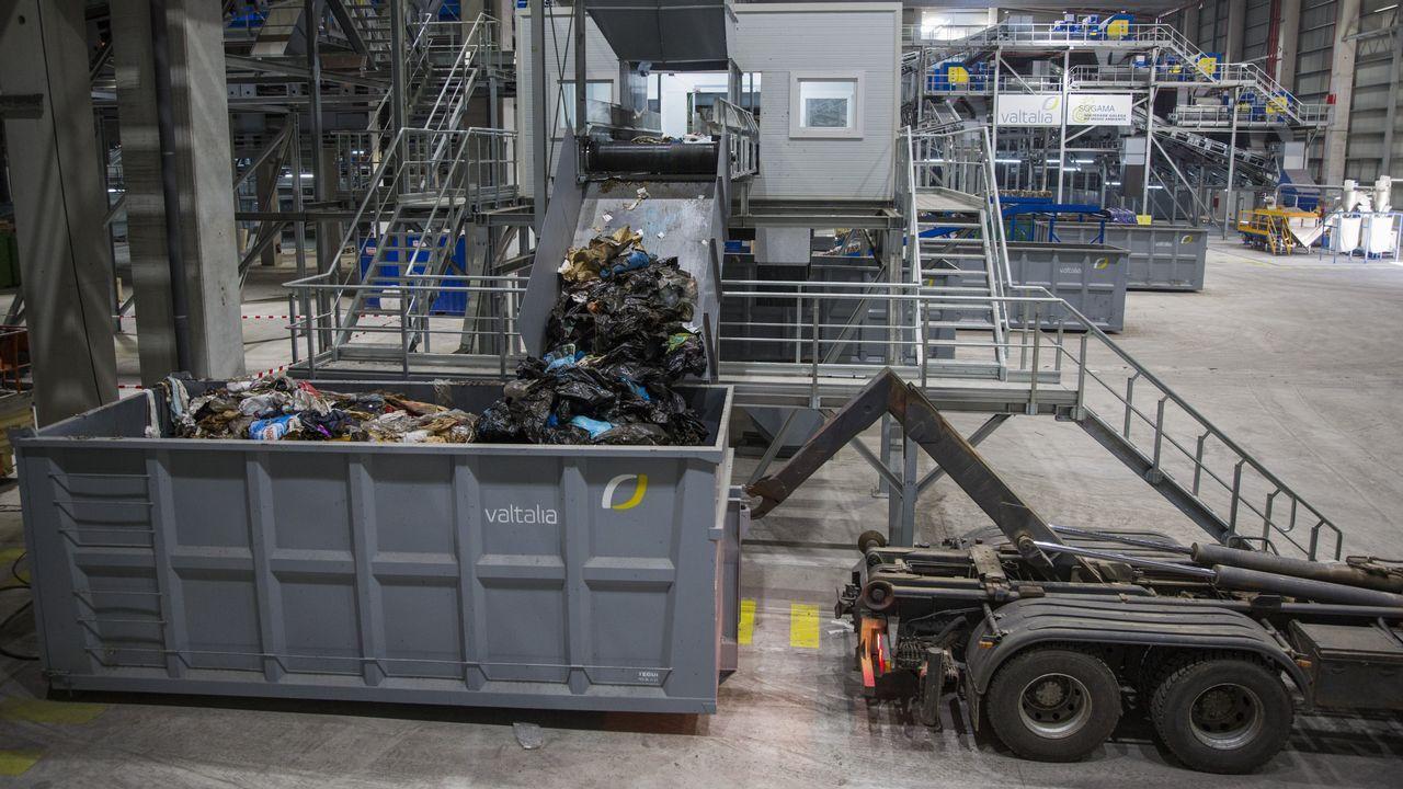 Sogama: tecnología puntera para una planta de tratamiento de referencia mundial