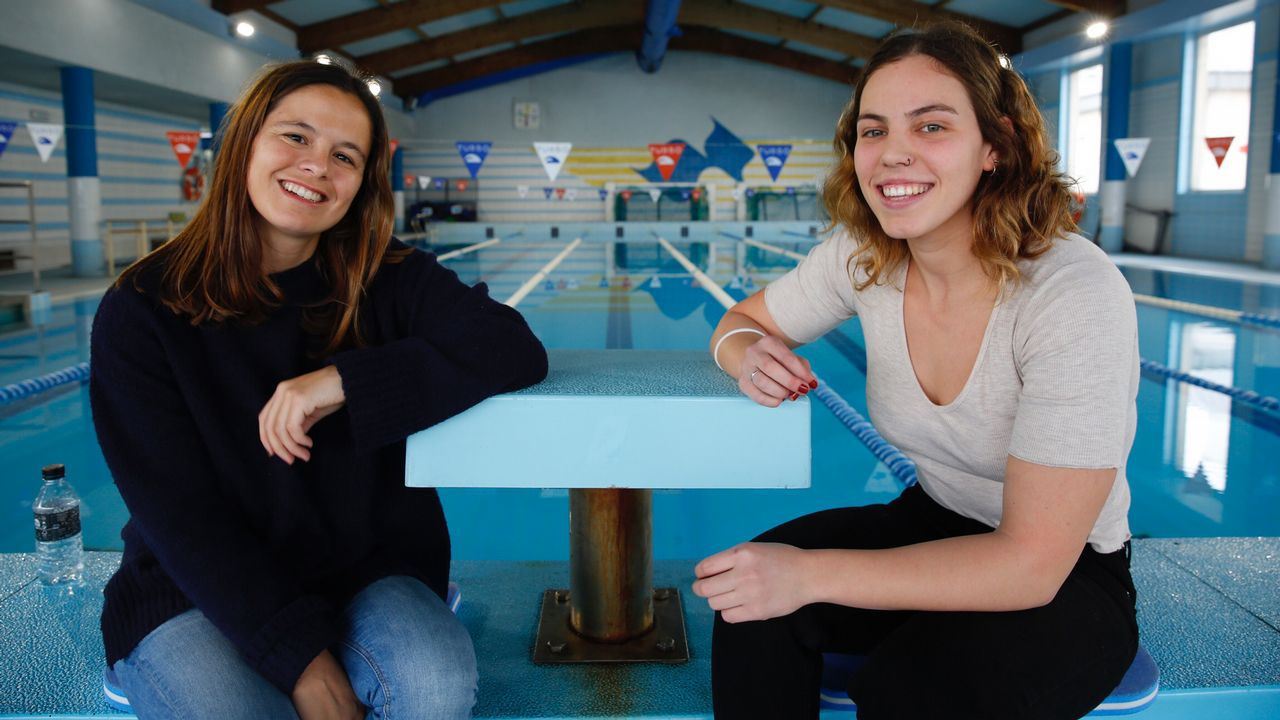 Charla entre María Vilas y Sofía Toro en una nueva entrega de «Triunfadoras».Jorge García, en los JJ.OO. de Río, 2016