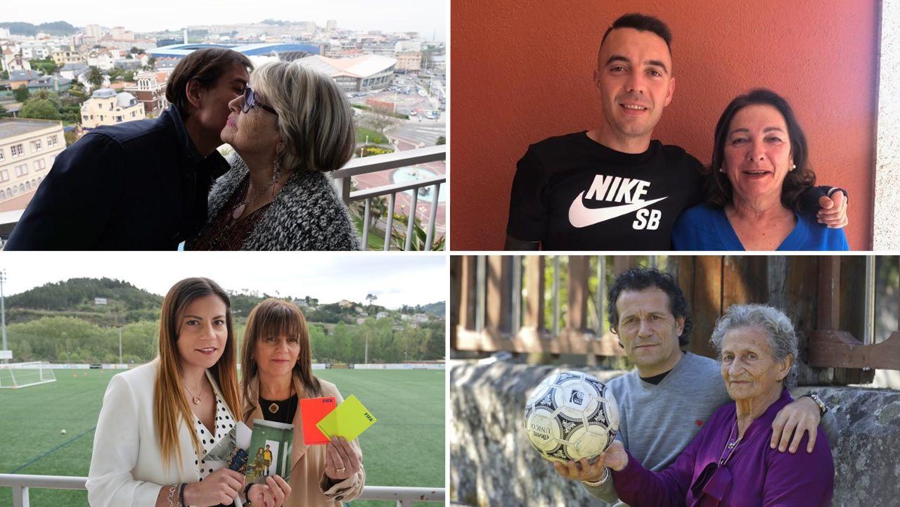 Las sufridoras madres del fútbol