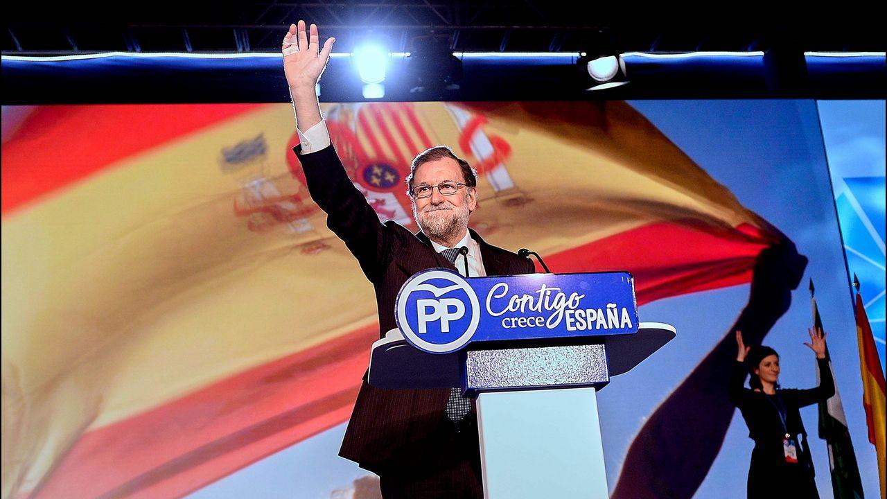 Rajoy sobre las exigencias de dimisión a Cifuentes: «Yo no amenazo a nadie»