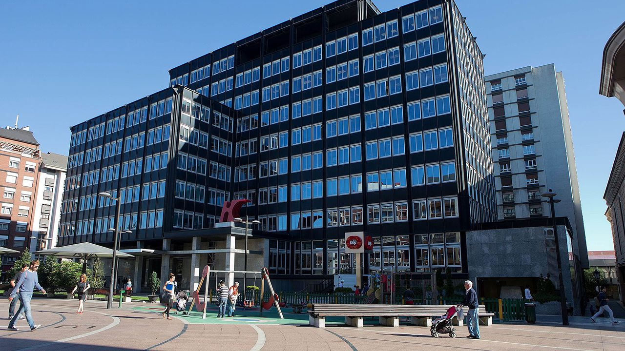 Instalaciones de EDP en Oviedo