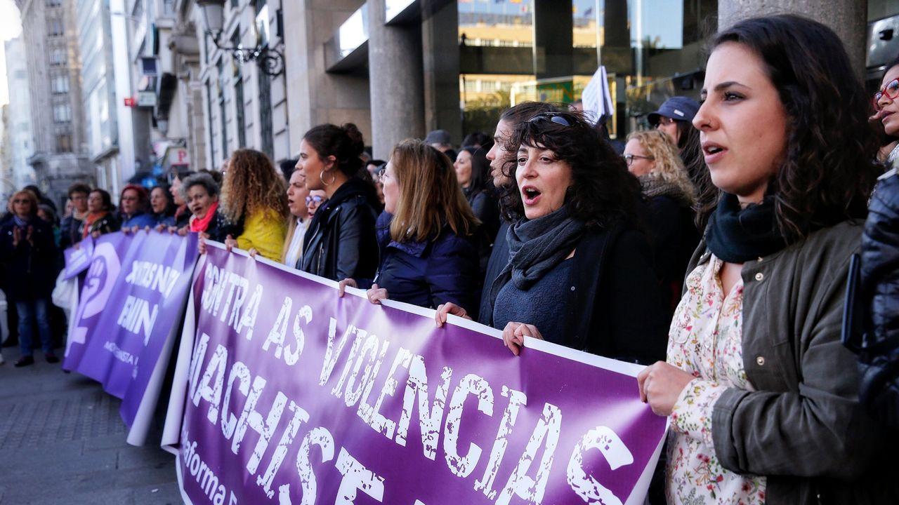 Un detenido por la muerte de Laura Luelmo.Ángeles Carmona, Presidenta del Observatorio contra la Violencia Doméstica y de Género. y Secretaria Judicial