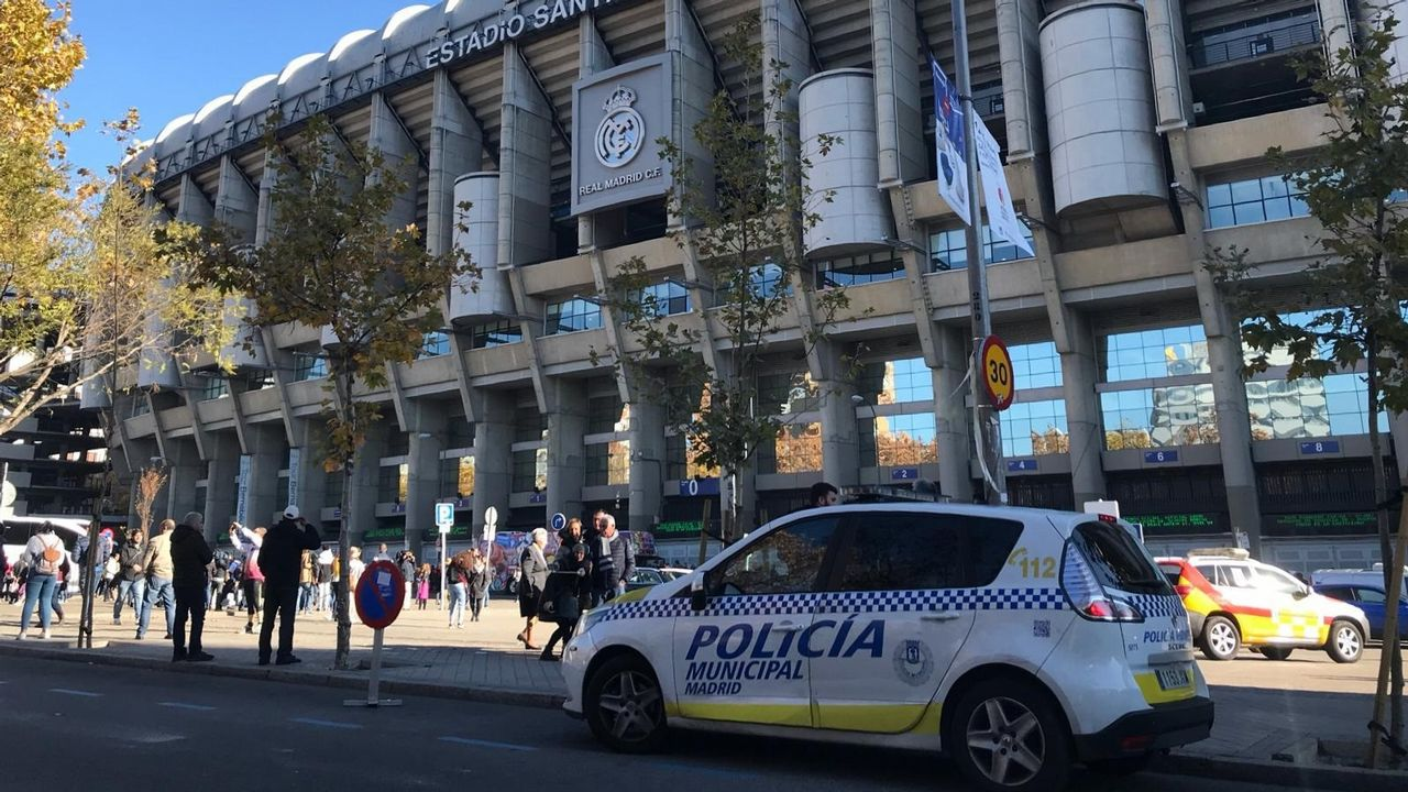 La final de la Copa Libertadores en Madrid