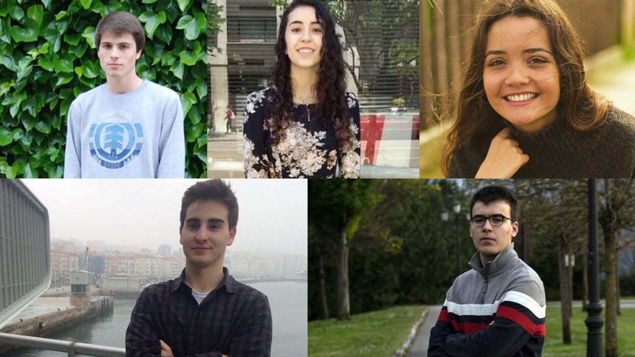 José Antonio Bron, expresidente de la Asociación de la Prensa de Oviedo (APO).Estos son los alumnos más brillantes de la EBAU 2018 en Asturias