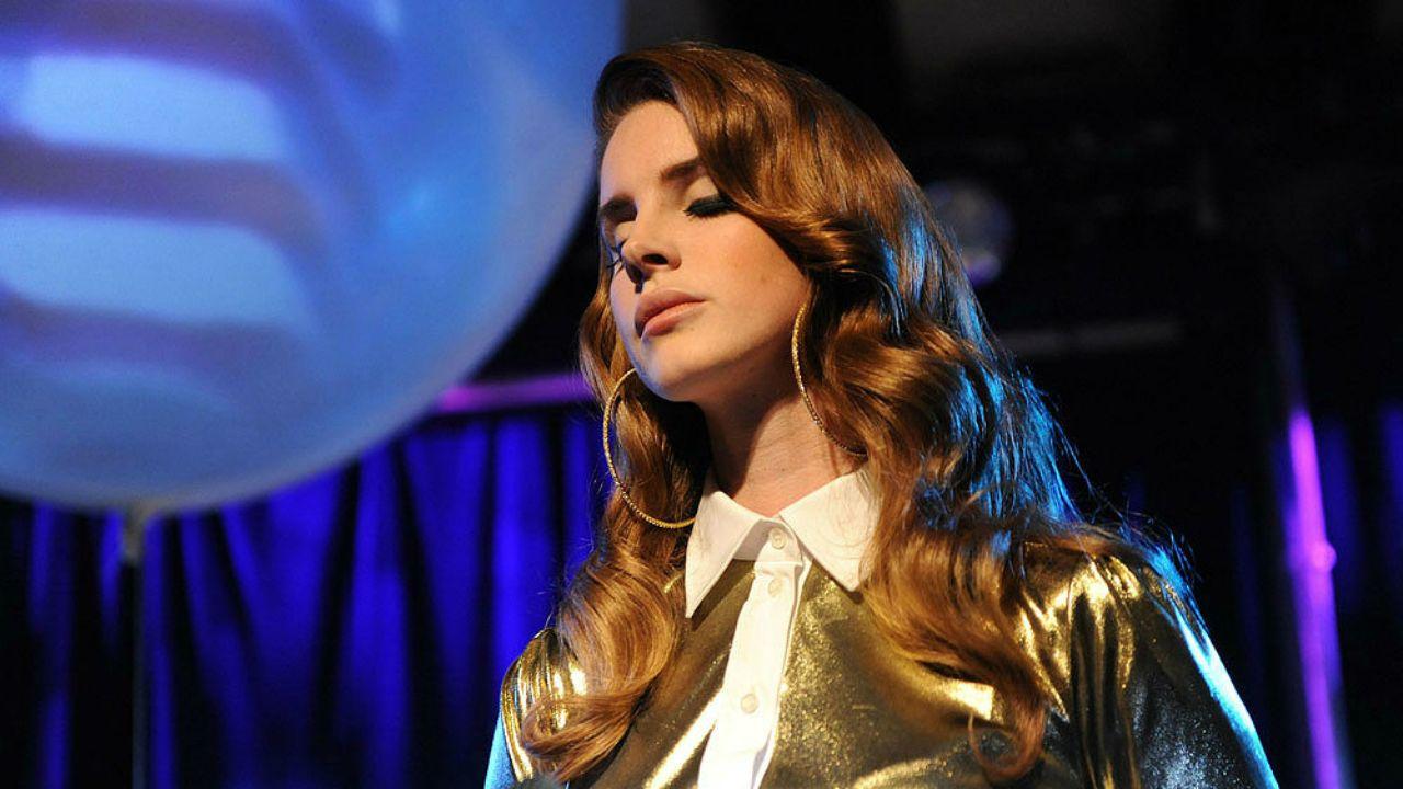 .Lana Del Rey