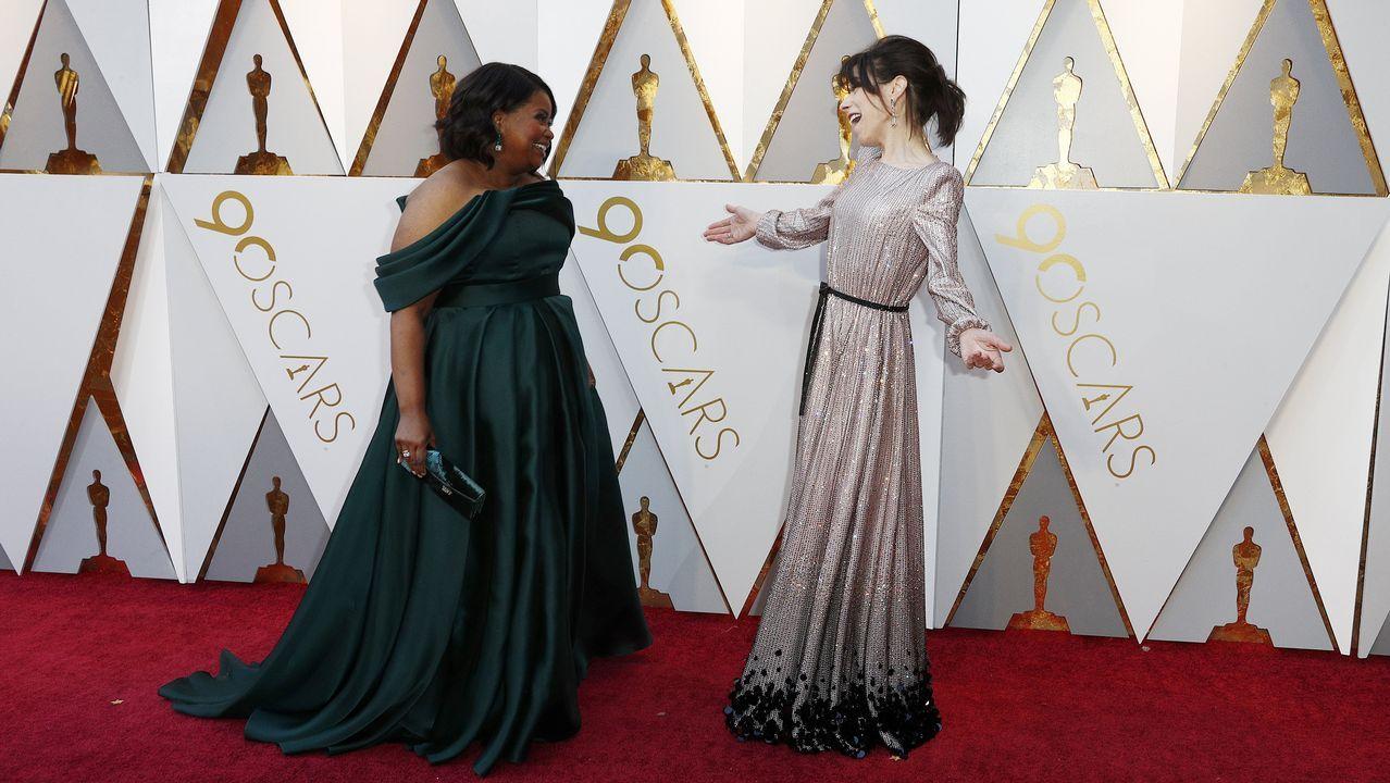 .Octavia Spencer y Sally Hawkins, nominadas por «El forma del agua»