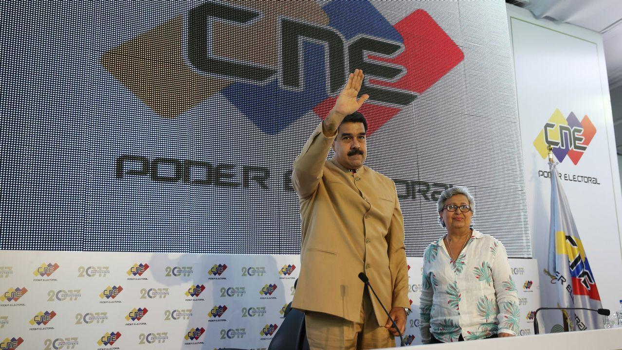 .Nicolás Maduro