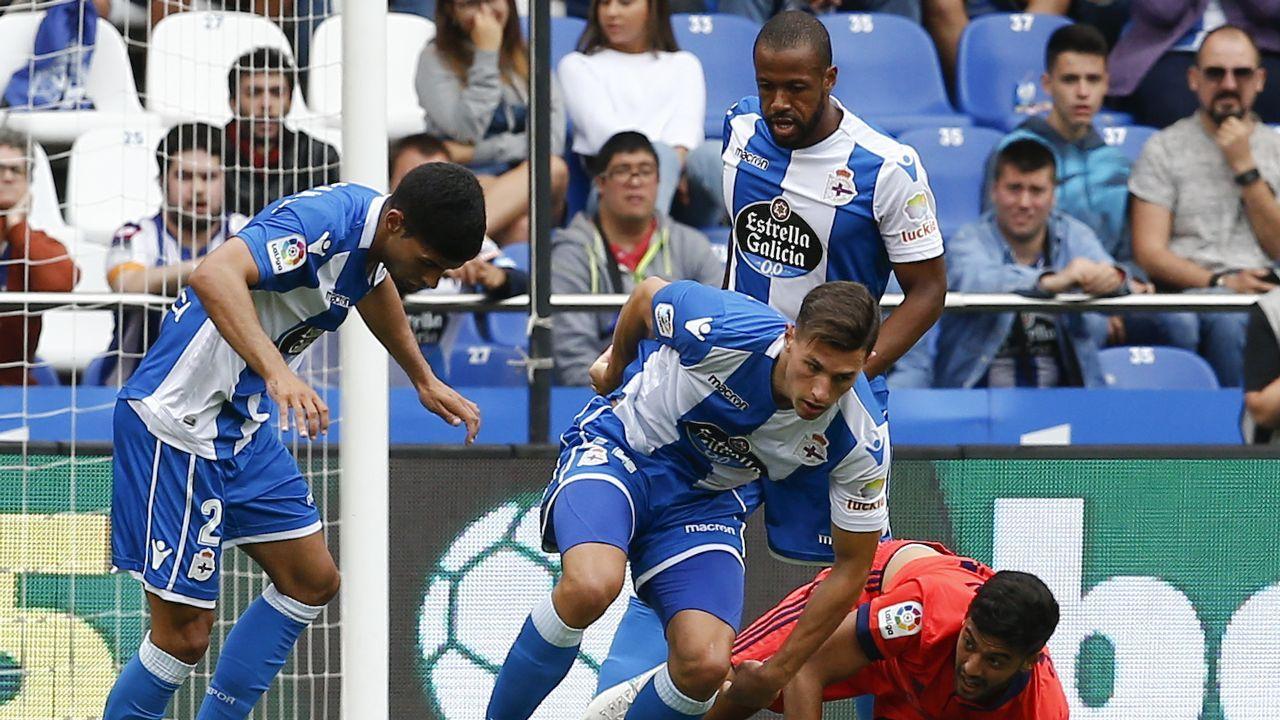 Carlos Hernández, Joselu y Saúl Berjón