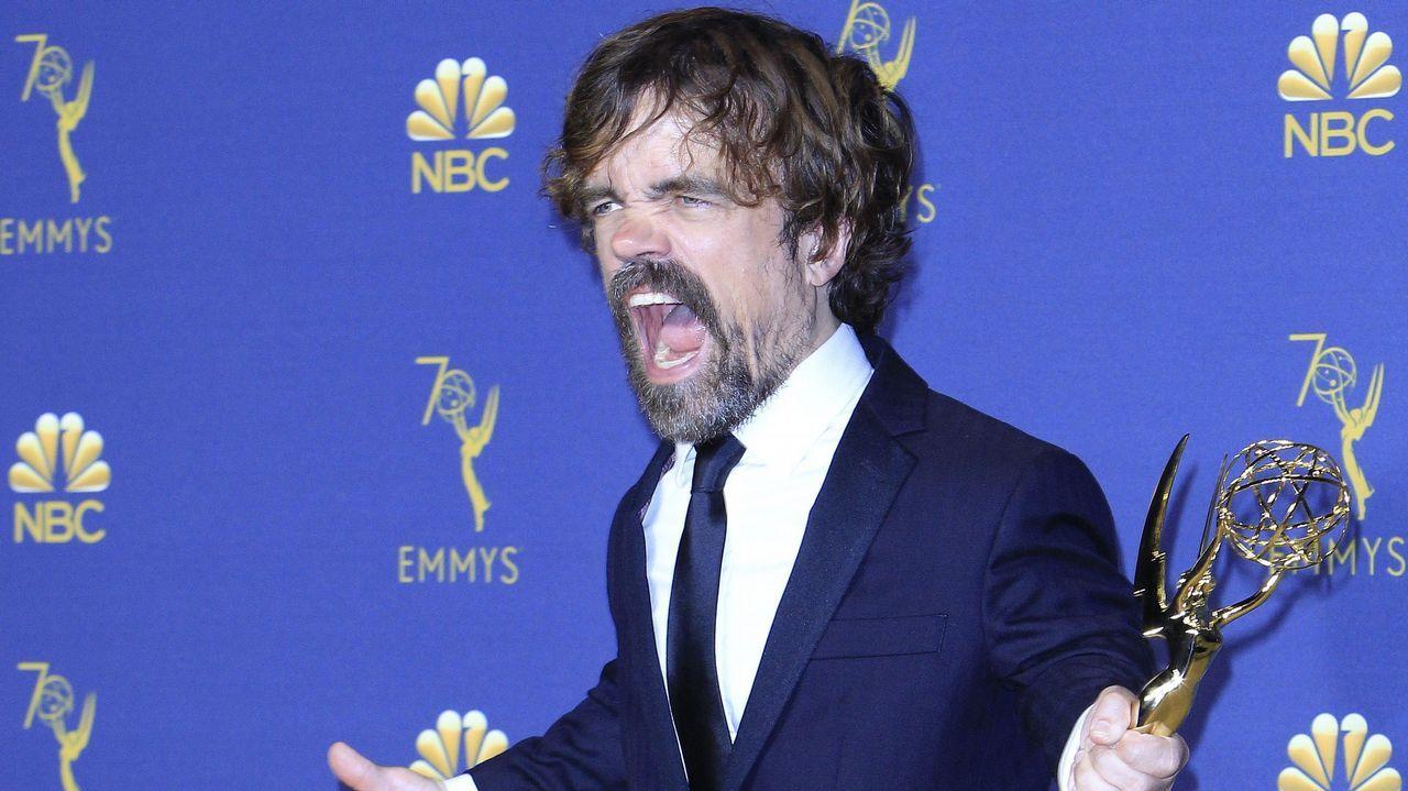 Emmy 2018:  Peter Dinklage, Mejor Actor de Reparto