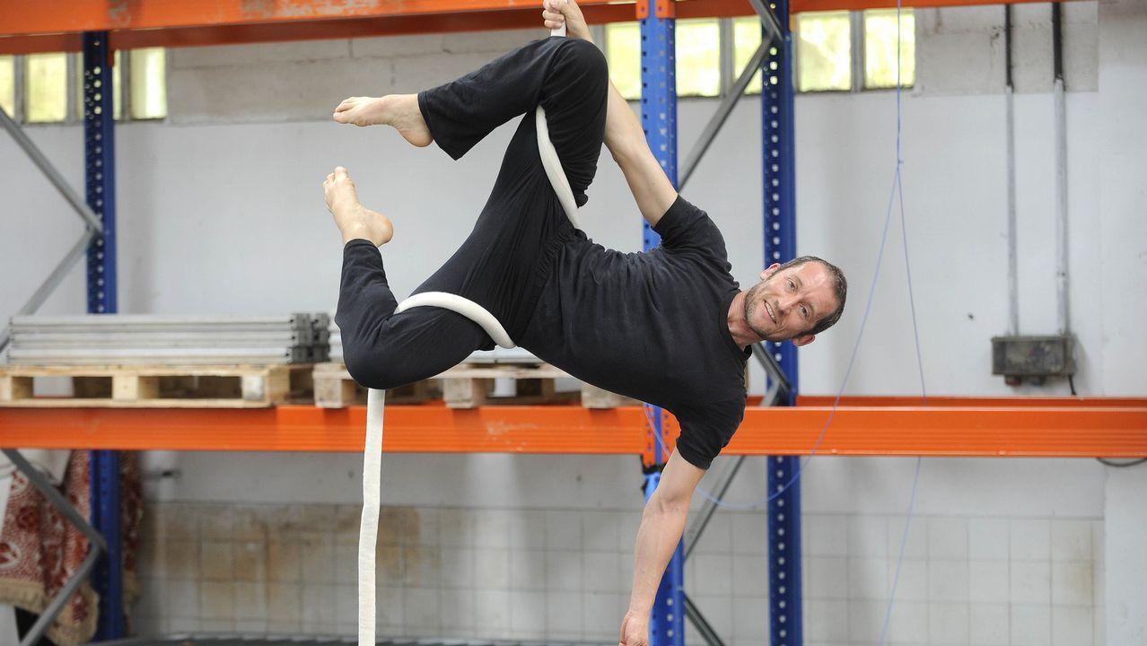 El actor Luca Zingaretti encarna al comisario Montalbano en la serie de la RAI