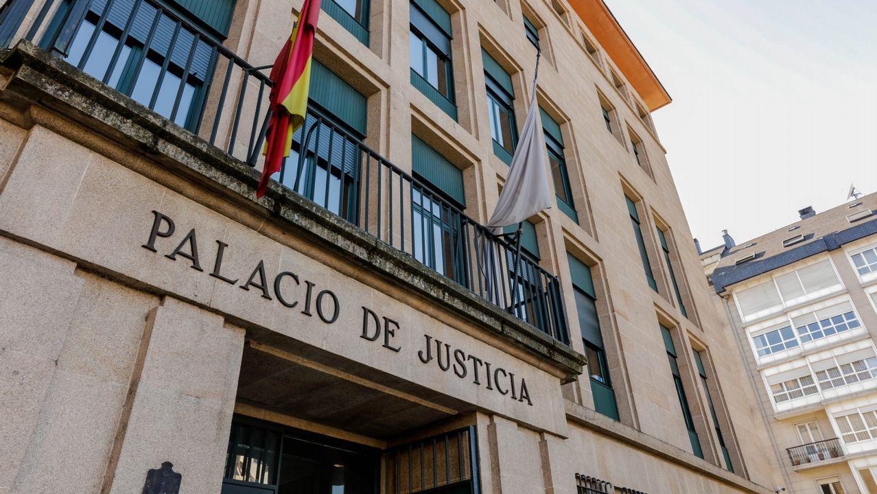 Juzgados Oviedo.La ovetense Miriam Ruiz