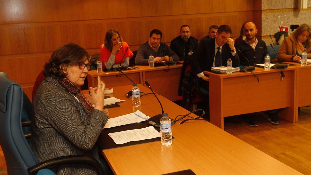 La alcaldesa de O Porriño reconoce que mintió