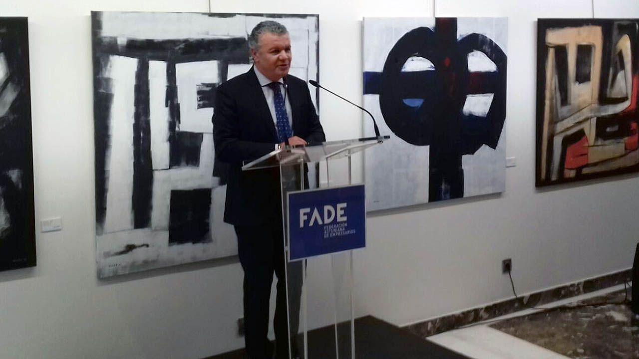 Belarmino Feito, nuevo presidente de FADE.Belarmino Feito, nuevo presidente de FADE