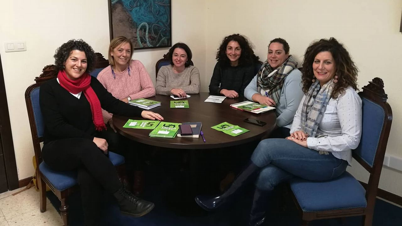 Más de cuatrocientas personas se unieron a la cena de la Asociación Galega de Ataxias