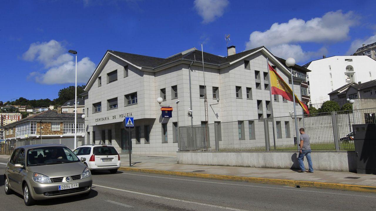 Cisneros, natural de Madrid, llegó a la Fiscalía de Algeciras en la Navidad del 2000