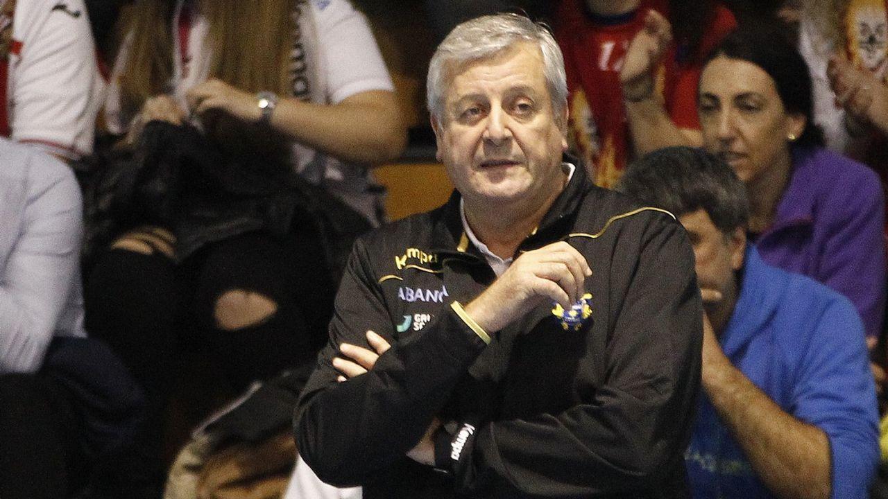 Pablo Cacheda trabaja para volver a disfrutar del balonmano