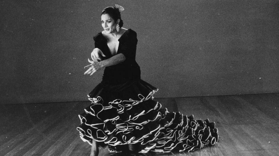 Lola Flores cuenta su vida en un documental que grabó para la televisión