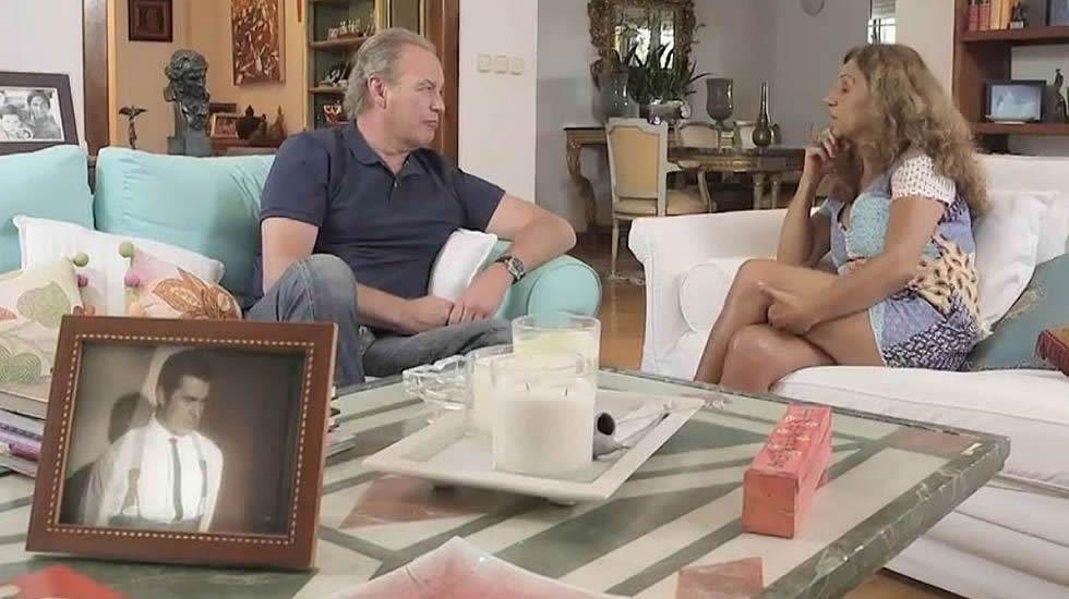 Mariló, sobre las fotos en topless: «Estoy para comerme».José Manuel Parada y Concha Velasco.