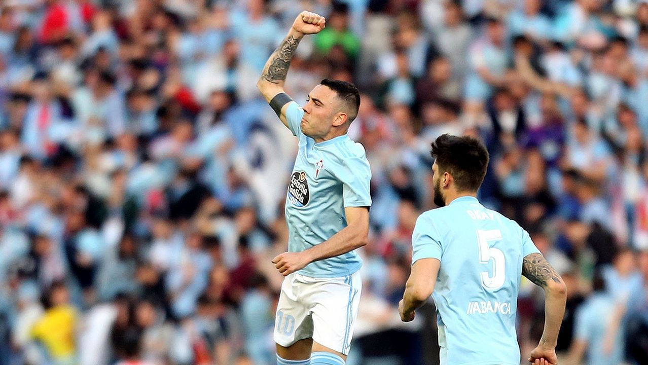300 - Celta-Villarreal (3-2) el 30 de marzo del 2019
