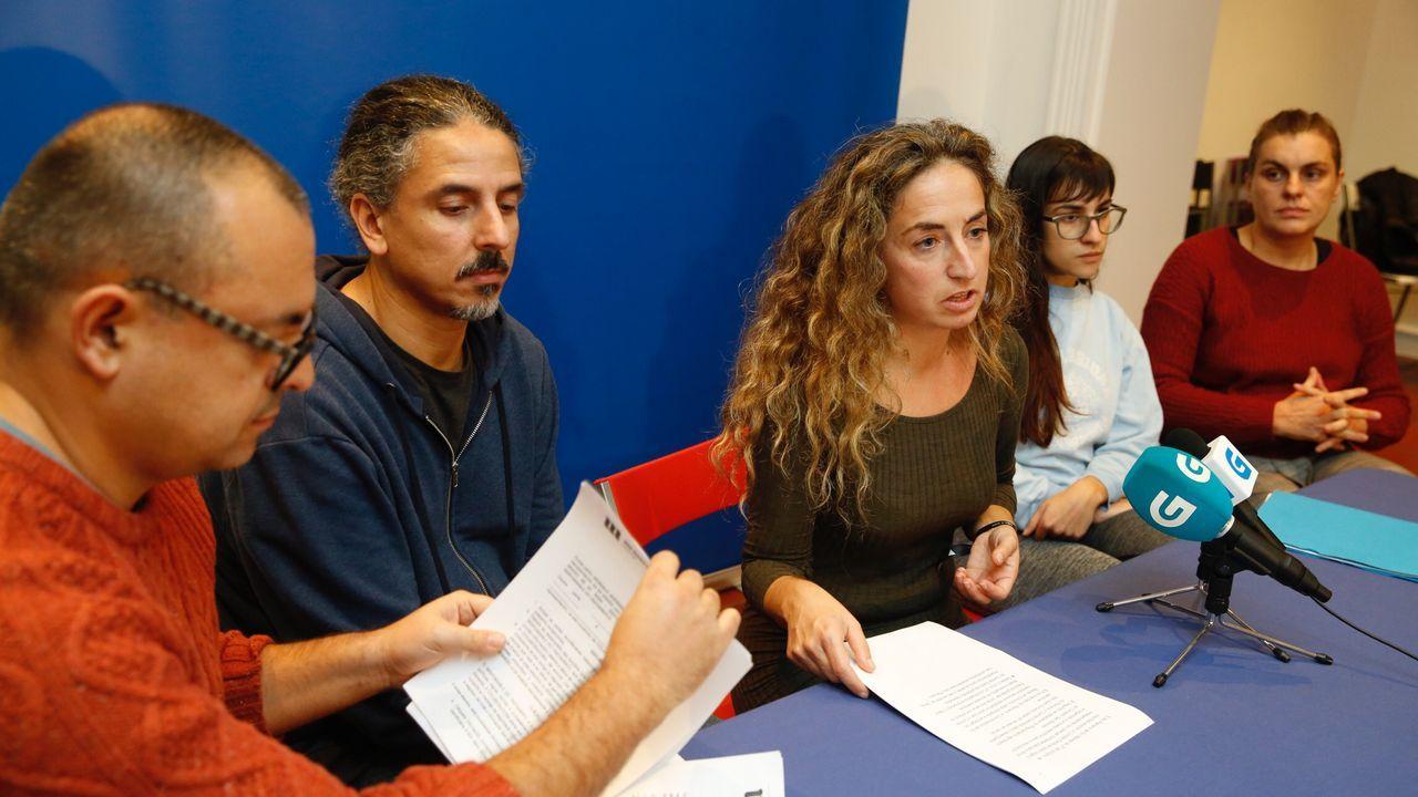 El comité electoral de En Marea acusa a la coordinadora de «secuestrar» las primarias