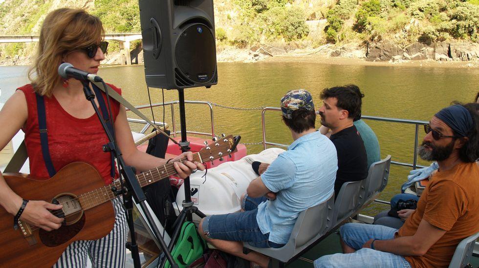 las fotos de la segunda jornada del Festival 17º Ribeira Sacra