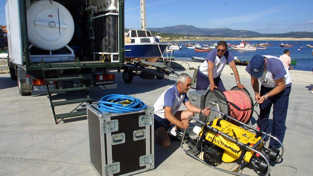 La gran mancha de hidrocarburos que amenaza Francia podría llegar a las costas españolas