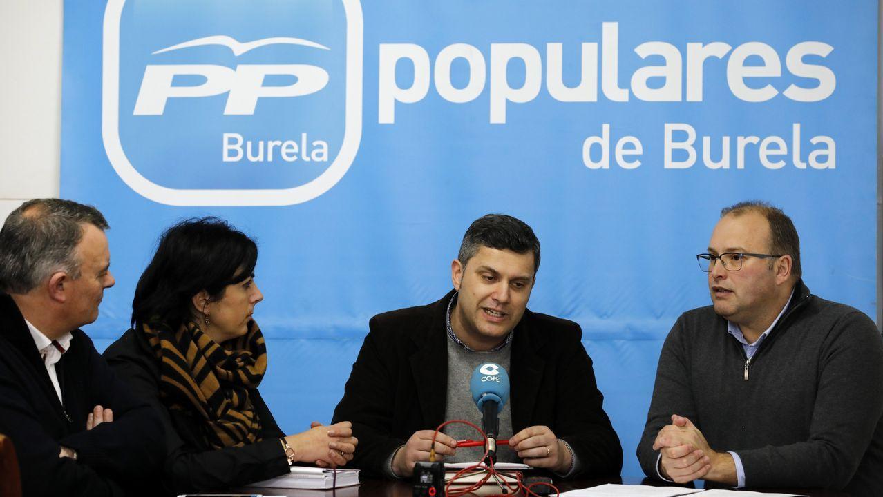 Manuel Rouco serácandidato de PP para las municipales en Burela.Todo está preparado en el recinto ferial de Ifema en Madrid para que esta tarde el PP inicie la convención nacional