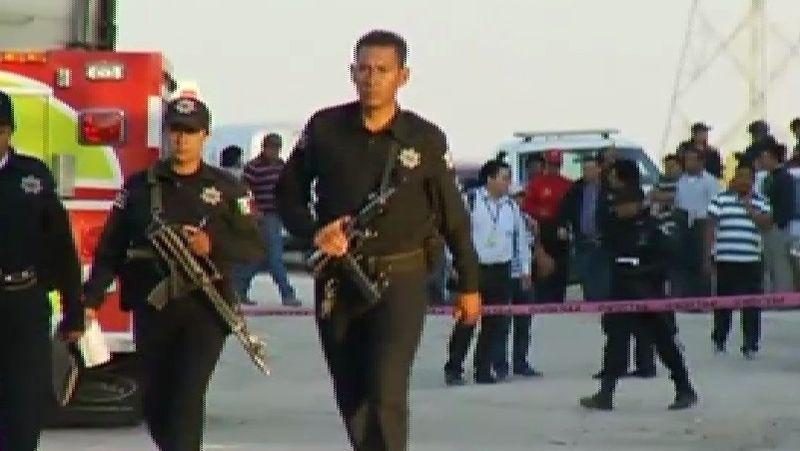 Encuentran el camión con material radiactivo robado en México.Fidel Castro hijo, en una imagen de archivo