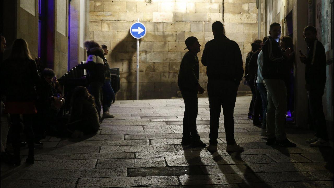 Los cambiadores para bebés serán obligatorios en los baños para hombres de Galicia.Efectos incautados al hostelero detenido en Cangas de Onís por tráfico de drogas