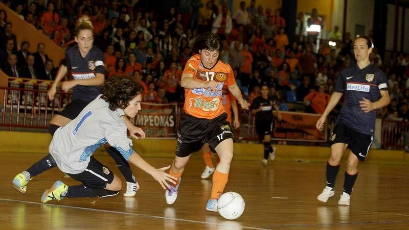 Simeone y los pitos en el Calderón