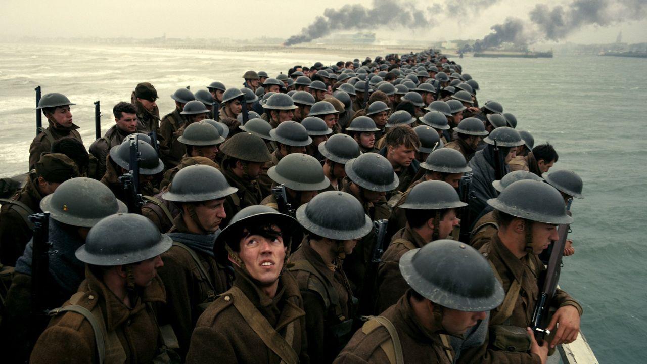 Fotograma del filme de Christopher Nolan