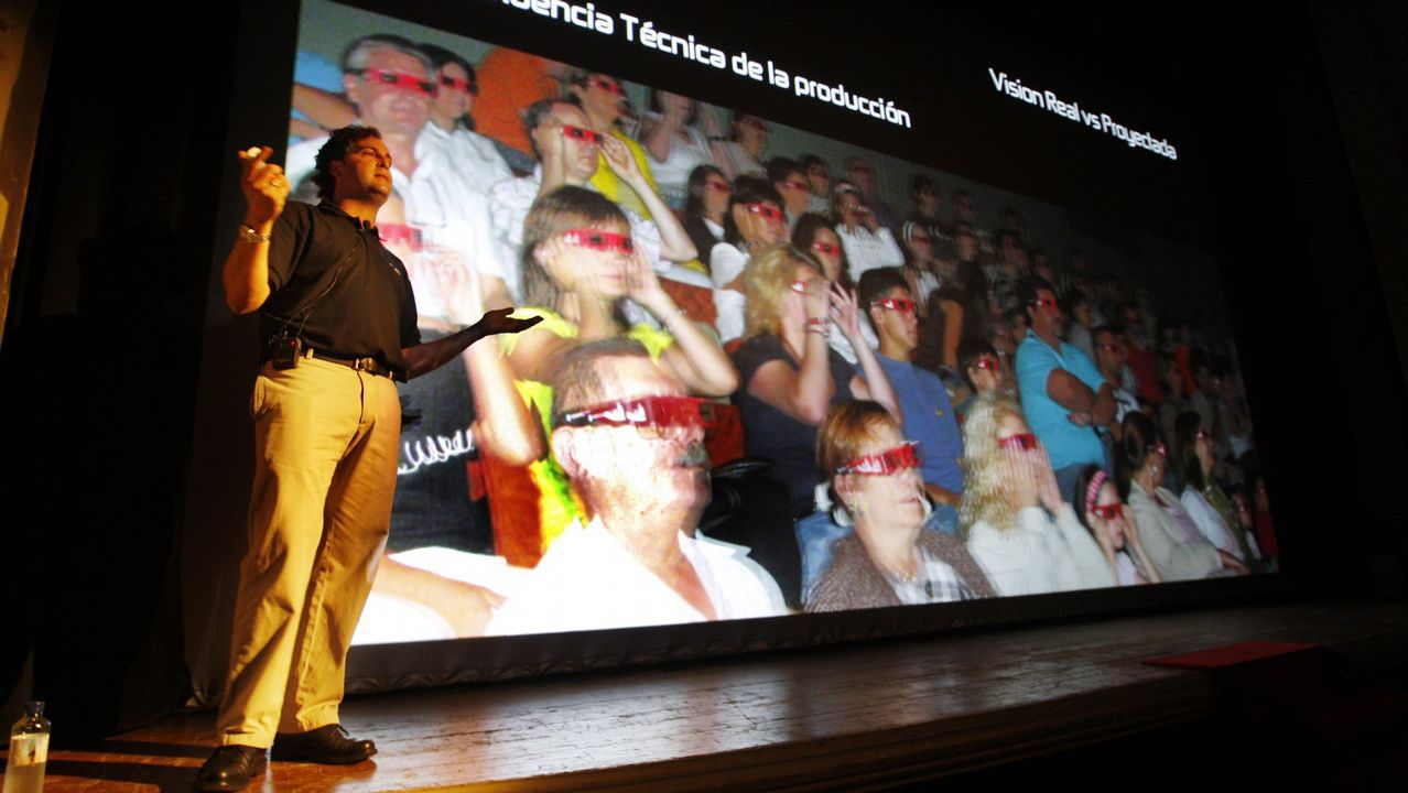 Matías Varela, pregonero de la Festa do Albariño.Arturo Fernández
