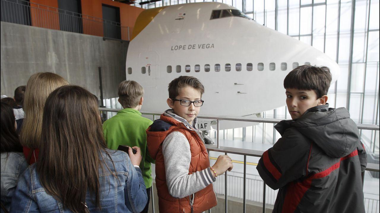 Los participantes visitarán las distintas salas del museo acompañados por un equipo de divulgadores