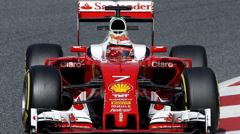 Las 22 caras de la Fórmula 1.La feria reunirá la mayor parte de las marcas comerciales