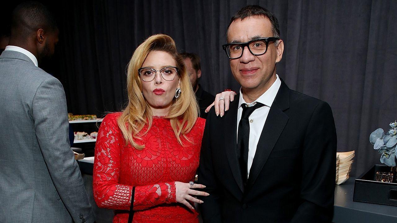 Emmy 2018:  : Natasha Lyonne y Fred Armisen