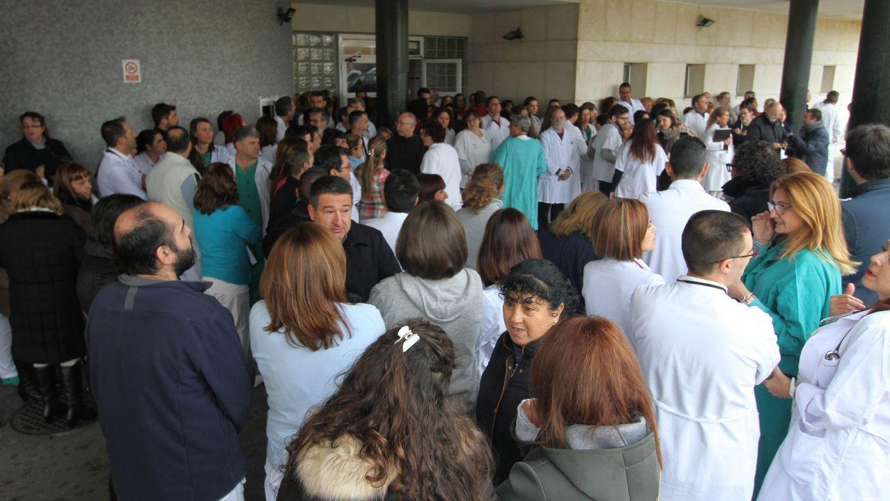 Veinte encapuchados asaltan un hospital de La Línea para liberar a un narco detenido