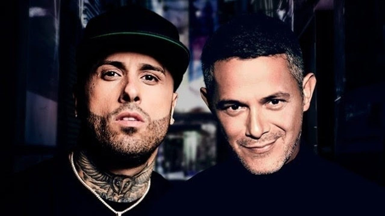Nicky Jam y Alejandro Sanz juntos en Back in the city