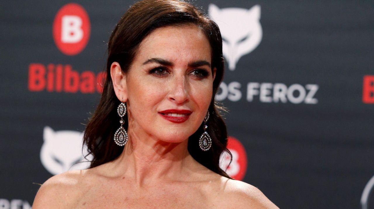 PREMIOS FEROZ.  La actriz Ingrid García-Jonsson, presenta la gala de los Premios Feroz 2019
