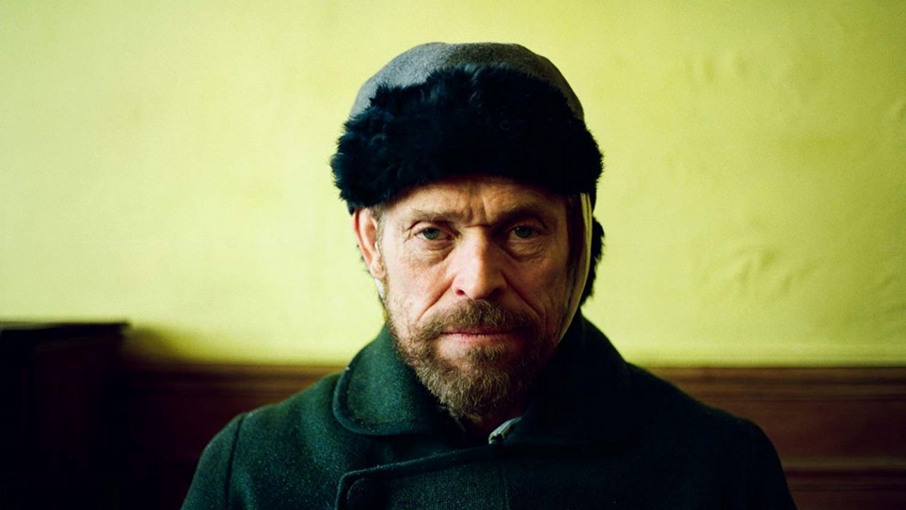 Willem Dafoe encarna al pintor en el filme