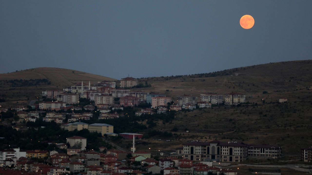 Yozgat, una ciudad del centro de Turquía